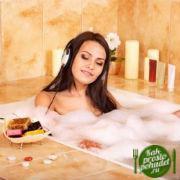 Антицеллюлитные ванны - враг целлюлита №1!