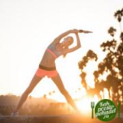 Утренняя зарядка для похудения сделает вас лучше, если ее правильно выполнять!