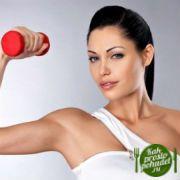 Как делать упражнения для похудения с гантелями? Подробная инструкция!