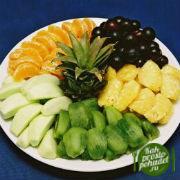 Фрукты для похудения - вкусный и очень полезный продукт. Кушайте как можно больше и худейте!